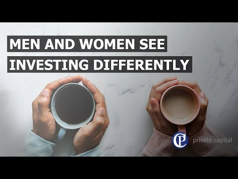 Men and women see investing differently