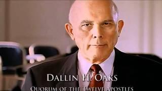 Mormon Apostle Special Witness  Elder Dallin H. Oaks