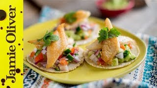 Fantastic Fish Tacos | Dan Churchill by Jamie Oliver