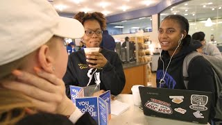 Campus Dining and Shops takes you on a tour of what's new in university dining centers.