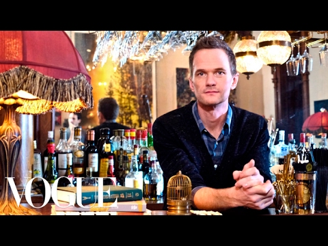 Neil Patrick Harris Answers 73 Questions for Vogue