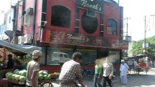 Haldwani India  city images : Rickshaw Ride through Indian Town HALDWANI India close to Haidakhan