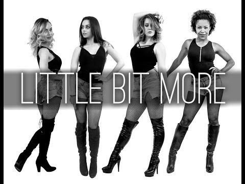 Jidenna - Little Bit More (Tease Dance Cover)