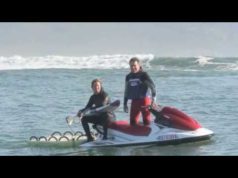 Epic Mavericks Big Wave Surfing 11/30/2008