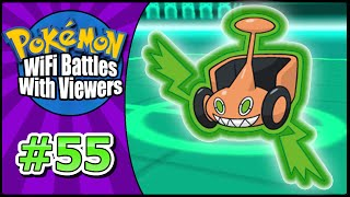 ORAS WiFi Battles With Viewers Highlight 055 | TRY TO MOW ME DOWN by Ace Trainer Liam