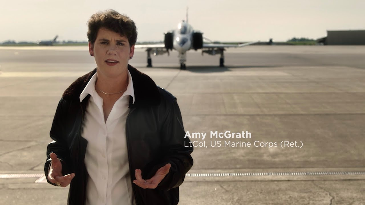 """""""Told Me"""" – Amy McGrath for Congress Announcement Video (KY-6)"""