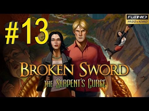 broken - Full HD Broken Sword 5 The Serpent's Curse walkthrough gameplay no commentary Part 13 + ending. Game crashed couple of times again -_- anway the end of the episode, and now we wait for the...