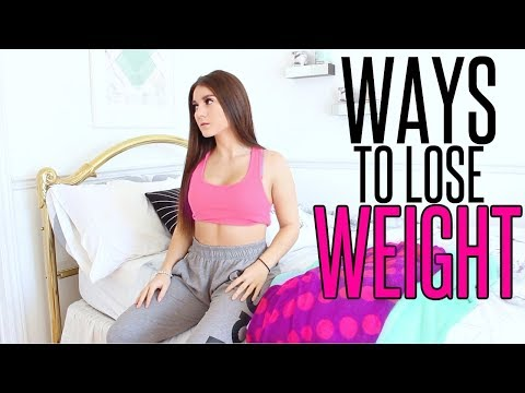 How To Lose Weight FAST for College Students ! LAZY FITNESS HACKS (видео)