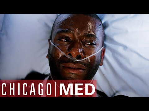 Cutting The Life Line | Chicago Med