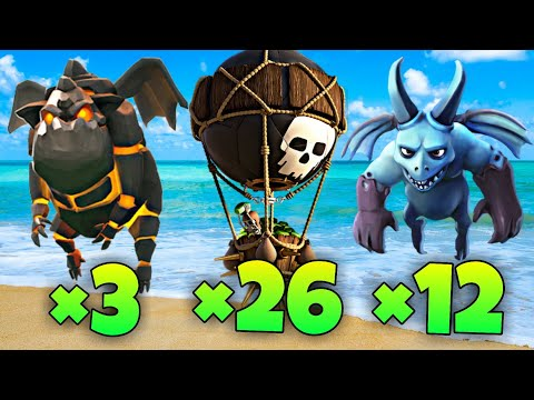TH9 LavaLoonion War Attack Strategy | Part 5 | Clash Of Clans