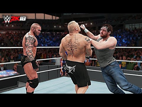WWE 2K18 Top 10 Finisher After Signature Combos! Part 2