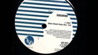 Ginuwine Pony (Black Market Radio Mix)