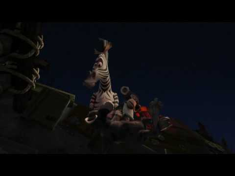 Madagascar 2 Ramming The Dam