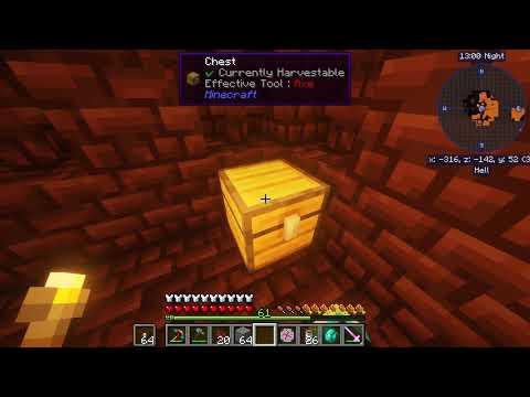 Minecraft bug, vanilla chest won't open (1.12)