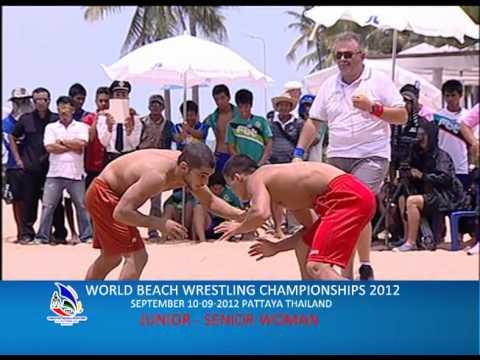 WORLD BEACH WRESTLING CHAMPIONSHIPS 2012_EP1