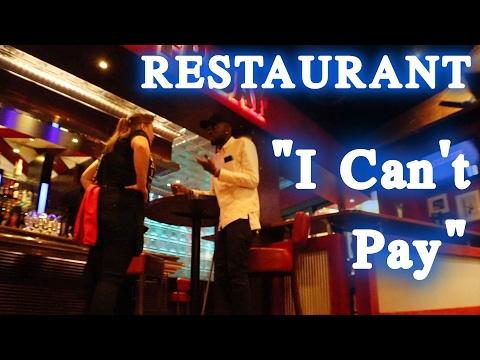 London Hacks - Restaurant
