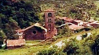 Pirineo Catalan Spain  city pictures gallery : El pueblo de Beget en el año 1977 - (Camprodón, Ripollés) Gerona - Pirineo Catalán