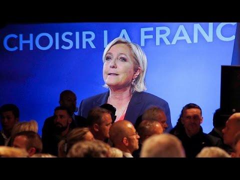 Μαρίν Λε Πεν: «Απόψε ξεκίνησε πολιτική μάχη»