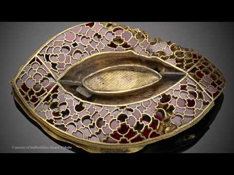 The Staffordshire Hoard – Unveiling the story so far…