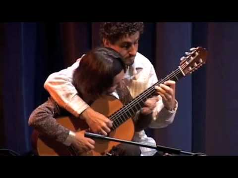 BRAZILIAN MUSIC INSTITUTE 2009 – TICO TICO (Guitar Four-Hand Exchanging)