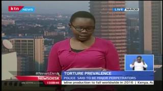 News Desk: Caroline Bii Explains In Detail IMLUs Report On Police Torture, 24/10/16