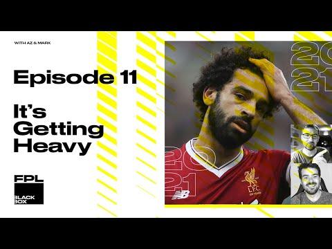 FPL BlackBox – Episode 11 – It's Getting Heavy | Fantasy Premier League 2020/2021 GW10