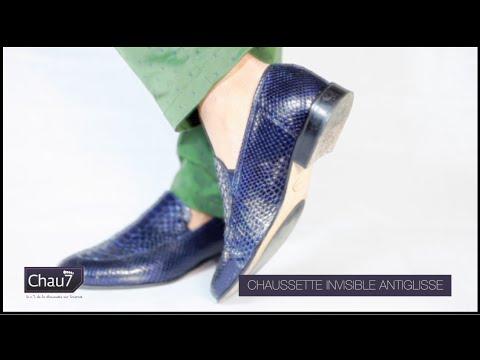 Chaussettes invisibles pour homme sur Chau7.fr