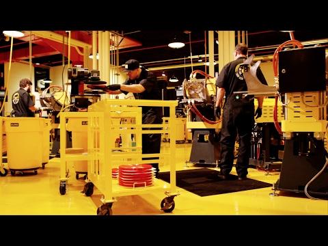 Jack White's New Vinyl Manufacturing Plant