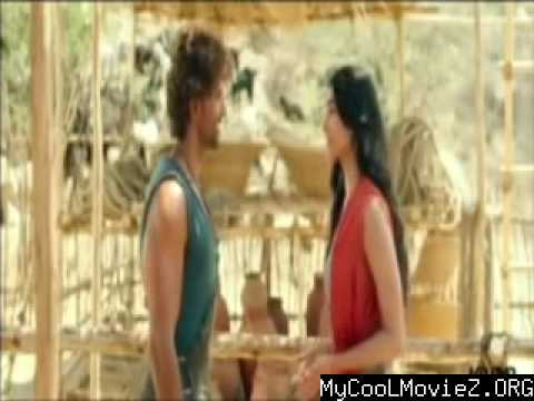 Hrithik Roshan and Pooja Hegde in Mohenjo Daro 2016