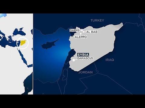 Συρία: Αντάρτες κατέλαβαν πόλη – σύμβολο της προπαγάνδας του ΙΚΙΛ