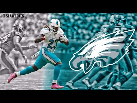Welcome To Philly || Jay Ajayi Highlights ᴴᴰ (видео)