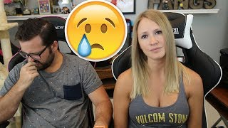 """So we are in the middle of having a miscarriage. I cried  a lot before this video.. but I tried pretty hard to be strong during it.Get cheap, instant coins at FIFACOIN - https://t.co/w76IRXMc64 and use Fangs for a 5% discount!Please sub to my daily vlog channel ! https://goo.gl/nzXKyqGet a Fangs shirt and more here! https://goo.gl/PsqfSZ Captured with Elgato Game Capture HD - http://e.lga.to/ItsFangs  Check out Maingear for a custom built PC and use """"Fangs"""" for a FREE 2 year  warranty ! https://goo.gl/pq541Q    GTOmega Racing Office Chairs here! Fangs for 5% discount!  http://goo.gl/Xr60gy      THE ULTIMATE UK VS USA !! FANGS VS MINIMINTER !! https://www.youtube.com/watch?v=nnwtlwJ-4UM  OMFG!! I PACKED MESSI !! FIFA 17 ULTIMATE TEAM !!  https://www.youtube.com/watch?v=yuKGrAchbe4 THE CEREAL BATH FORFEIT FUTDRAFT !! FIFA 17 ULTIMATE TEAM https://www.youtube.com/watch?v=Ne2VD4KG5TQ  Please do not forget to hit the like button :D  http://www.twitch.tv/fang_i3anger  https://twitter.com/ItsFangs    I hope you enjoy, and if so please do not forget to hit the like and sub  button."""
