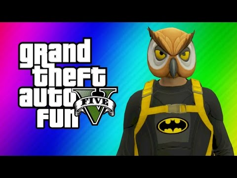 Gta - Leave a Like if you enjoyed the vid! Thanks for the support :] Bane Voice by: Terroriser - http://bit.ly/12YzHPL Friends in the vid: Terroriser - http://bit.ly/12YzHPL H2O Delirious - http://bit....