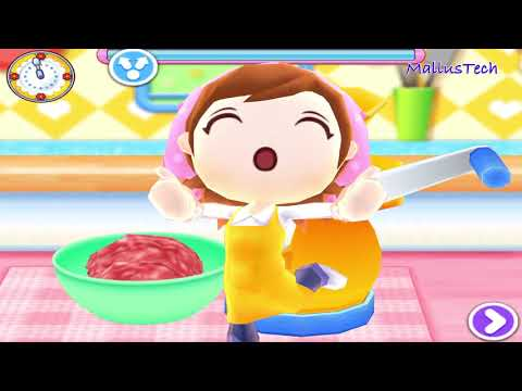 The Best Cooking Game For Kids | Cooking Game For Baby's | Cooking Mama