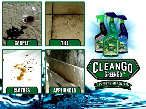 CleanGo GreenGo -The Ultimate Green Cleaning Solution