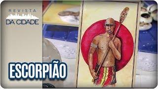 Confira a previsão para o signo de Escorpião para esta semana!Confira também as outras páginas do programa:Site -  Oficial: http://www.tvgazeta.com.br/revistadacidade/Facebook -  https://www.facebook.com/RevistadaCidadeTVTwitter - https://twitter.com/revistadacidadeInstagram -  https://instagram.com/revistadacidade/