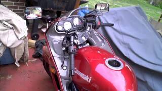 8. my new bike, 2004 ZZR600