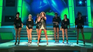 Lucero En Premios Lo Nuestro 2011 HD