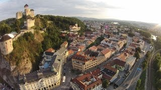 Video #2  Trenčín - summary of the year 2015 - drone video MP3, 3GP, MP4, WEBM, AVI, FLV Agustus 2017