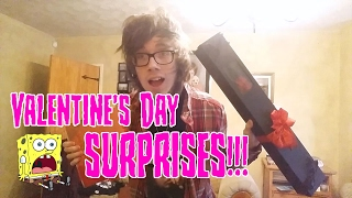 I hope you had a fun Valentine's Day!(: I got surprised!! Shyann told me aa couple of days ago that she ordered something for me and it will arrive this Vale...