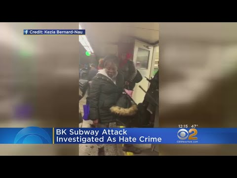 Subway Attack Being Investigated As A Hate Crime