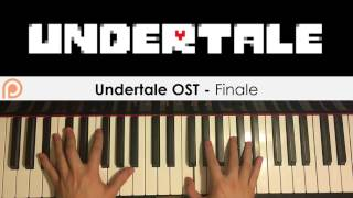 Learn how to play this ENTIRE song of Undertale OST: 080 - Finale  by gaining access to the Full Song Video Lesson of this song (teaching the whole song section by section, part by part, melodies and chords separately in detail) made available here: http://amosdoll.teachable.com/p/undertale-ost-80-finale-full-song-video-lessonUndertale OST: 080 - Finale (Piano Cover)  Platinum Patreon Dedication #141 for Quynh Nga TranPLATINUM Package - Paid Full Song Video Lesson Package (Cover + Private Full Song Tutorial)http://bestpianomethod.com/full-song-video-lesson/GOLD Package - Paid Video Song Requests Links:Paid Cover Package (Cover only): http://bestpianomethod.com/request-any-song-piano-cover-service/Or similarly you can enjoy this service once a month by becoming my Patreon here: https://www.patreon.com/amosdollmusic?ty=h