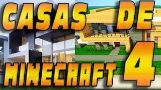 """Cuarto episododio de Casas de Minecraft, una serie de reviews sobre casas de Minecraft. El mapa de hoy se llama """"My modern House"""" de KrutikFTW, una bonita casa moderna de diseño contemporaneo imperando el uso de las linias, de la geometría y de las formas irregulares en la fachada, muy espaciosa e iluminada.Pack de texturas FlowHD: http://www.planetminecraft.com/texture_pack/flows-hd-3507738/Enlace de descarga del mapa My Modern House by KrutikFTW: http://www.planetminecraft.com/project/my-modern-house-3368644/"""