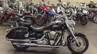 9. 2007 Yamaha Road Star 1700 (midnight Star) description