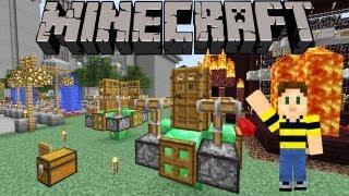 Minecraft: Annoying Troll Machine (Easy Peasy Build)