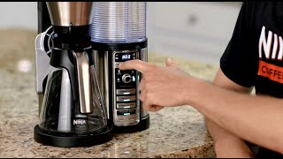 Ninja Coffee Bar® with Glass Carafe