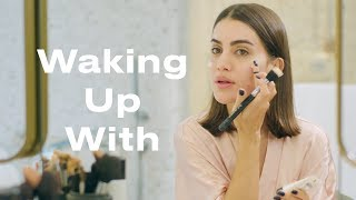 Video Camila Coelho's Makeup Routine During Fashion Week | Waking Up With | ELLE MP3, 3GP, MP4, WEBM, AVI, FLV Maret 2019