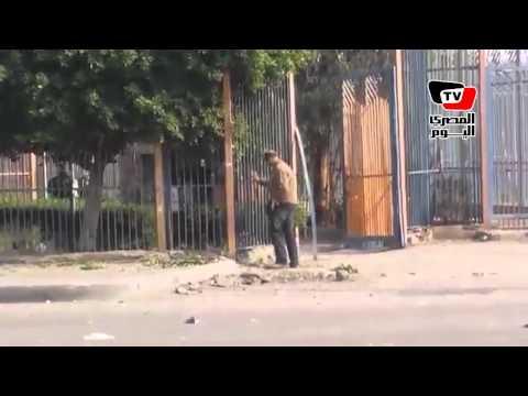ذكرى ٢٥ يناير الرابعة| آثار انفجار «الألف مسكن»