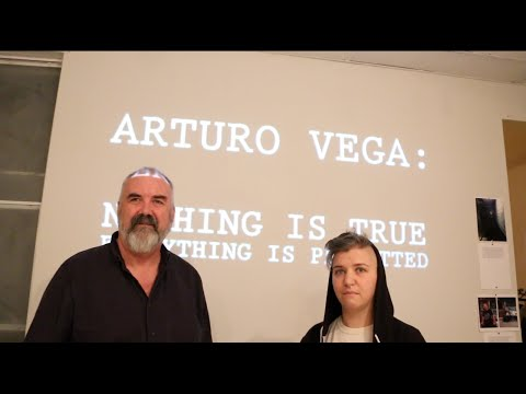 Arturo Vega Art Show | Toronto LGBT Art Documentary | Ramones Art Show