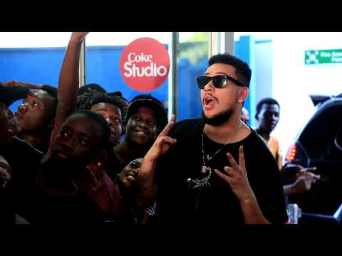 AKA and Olamide hit the Red Carpet